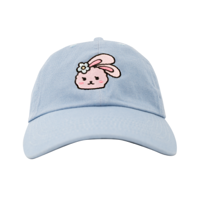 Azzyland Luna Light Blue Dad Hat
