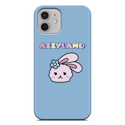 Azzyland Luna Light Blue Phone Case