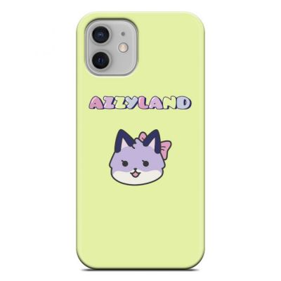 Azzyland Roxy Neon Green Phone Case